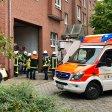 Nach einem schweren Arbeitsunfall in Bochum schwebt ein Mann aus Essen in Lebensgefahr.