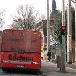 Mitten betätigte der 38-jährige Fahrgast in Bochum die Notentriegelung.