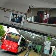 Zwei Jugendliche aus der Gruppe attackierten den Busfahrer. (Archivbild)