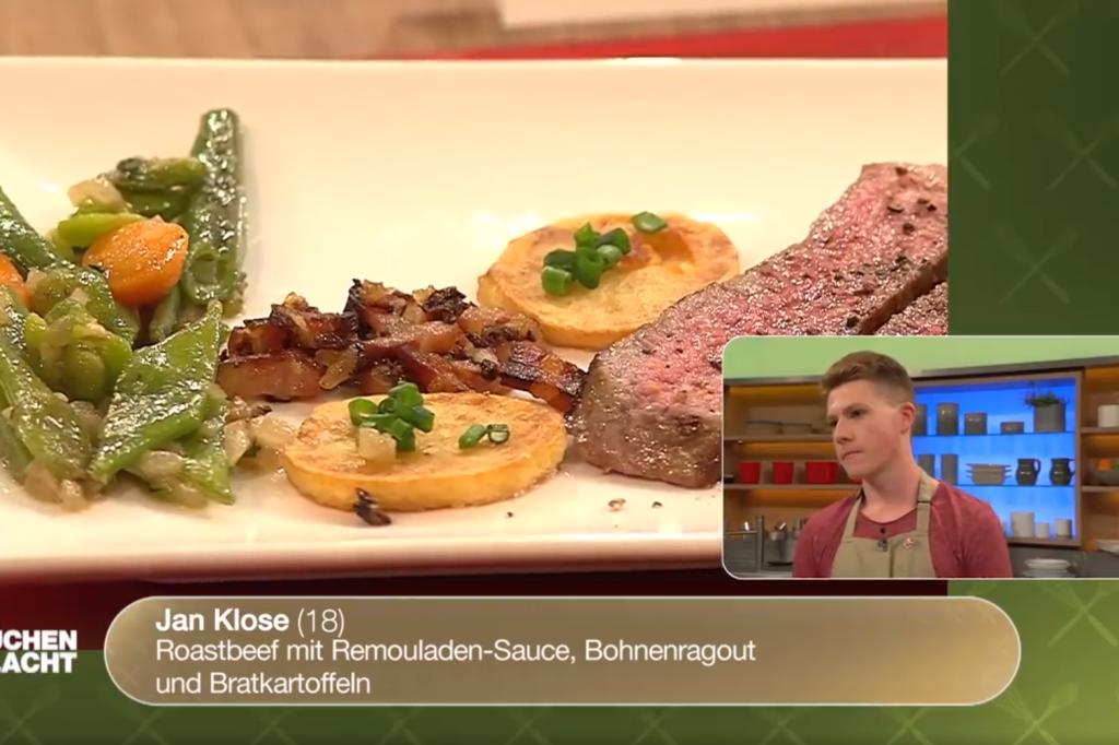 Die Kuchenschlacht Im Zdf Jan 18 Aus Bochum Ist Im Finale Und