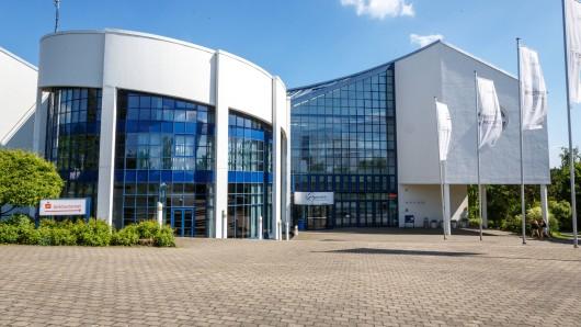 Die Universität Witten/Herdecke.