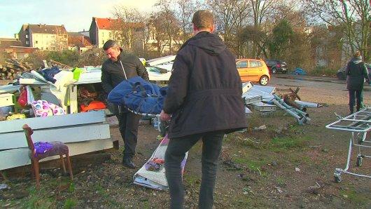 Die Leiche wurde nah der Innenstadt von Herne gefunden.