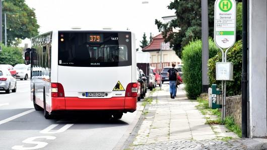 Beim Aussteigen sieht eine Bochumerin etwas Entsetzliches. (Symbolfoto)