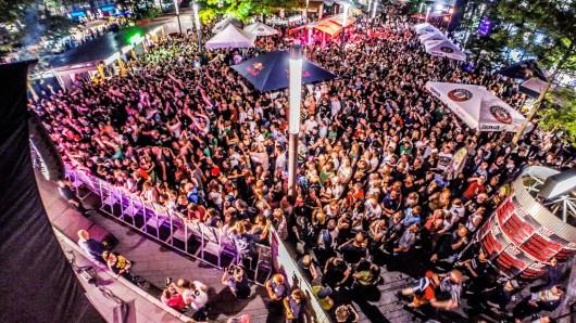Bochum total 2019: Am ersten Juli-Wochenende werden wieder Hunderttausende Festivalbesucher in die Innenstadt strömen. (Archivbild)