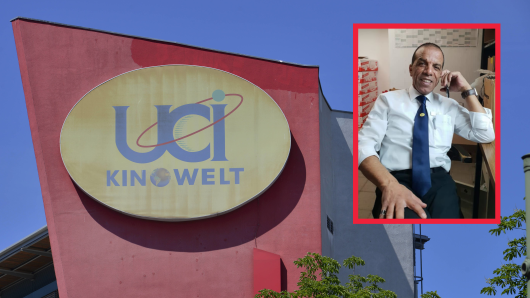 Ein Mitarbeiter des UCI-Kinos in Bochum ist im Urlaub schwer erkrankt – jetzt bewirkten treue Kunden ein Wunder.