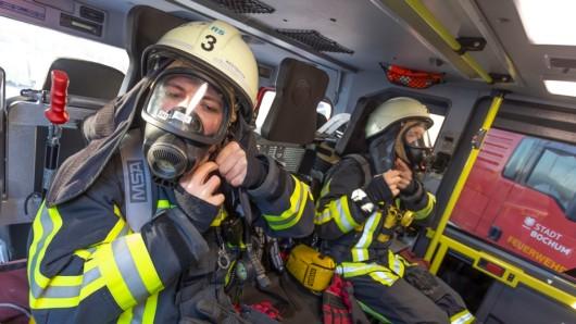 Die WDR-Doku Feuer & Flamme begleitet die Feuerwehr Bochum bei ihren Einsätzen.