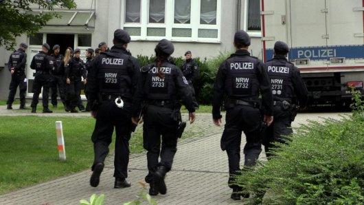 Ruhrpark Bochum: Einbruchsserie im Einkaufszentrum! Am Freitag nahm die Polizei einen Verdächtigen in Gerthe fest.