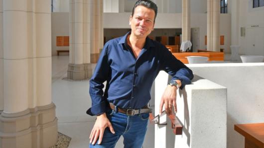 Der Bochumer Oliver Bartkowski.