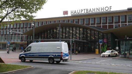Am Hauptbahnhof in Bochum kam es zu einem Streit zwischen zwei Männern. (Symbolfoto)