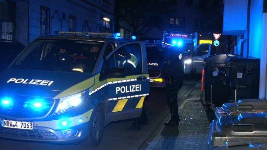 In Bochum eskalierte ein Familienstreit. Die Polizei musste anrücken.