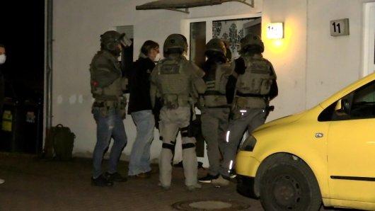 In mehreren Häusern in Bochum hatte es SEK-Einsätze gegeben.