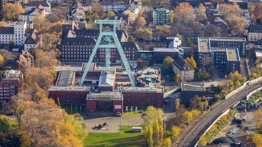 Das Bergbau-Museum in Bochum gehört zu den Sehenswürdigkeiten der Stadt.