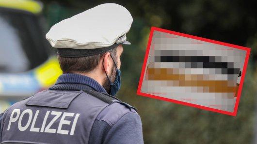 In Bochum machten Polizisten bei einer Personenkontrolle einen erstaunlichen Fund.