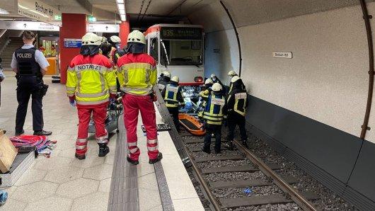 Am Hauptbahnhof Bochum kam es am Mittwochmorgen zu einem tödlichen Unfall.