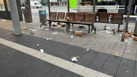 So sieht der Hauptbahnhof Bochum aus.