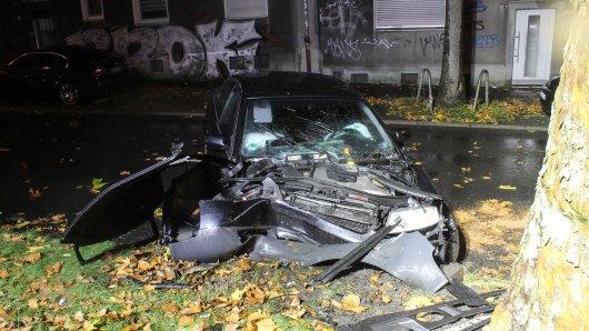 Schlimmer Unfall in Bochum.