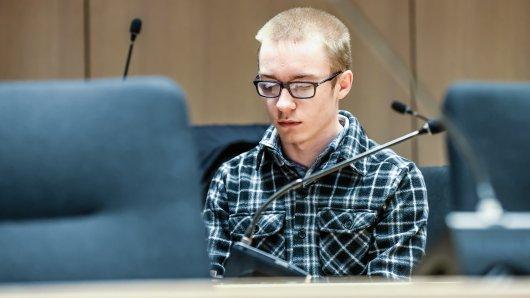 Marcel Heße wurde nach seinem Doppelmord in Herne zu lebenslanger Haft verurteilt. (Archivbild)