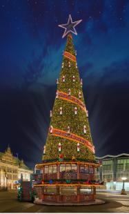 Dortmund Weihnachtsbaum Kaufen.Weltgrößter Weihnachtsbaum In Dortmund Jetzt Kommt Die Konkurrenz