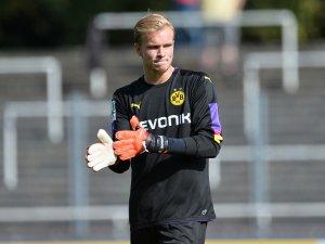 Wer vertritt Hendrik Bonmann in der BVB U23?