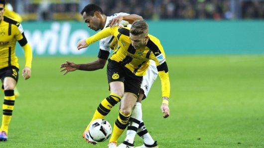 Gegen Marco Reus war für Gladbach kein Kraut gewachsen.