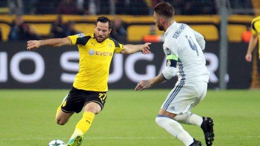 Gonzalo Castro geht selbstbewusst in das Rückspiel gegen Real Madrid.