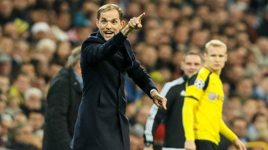 Thomas Tuchel richtet den Blick nach dem Champions-League Auftritt nach vorn.