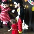 Marc Bartras Tochter Gala hatte mächtig Spaß auf ihrem zweiten Geburtstag.