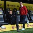 Nach dem Katastrophen-Start wünscht der Tabellenletzte sich eine Neuauflage des Spiel beim BVB.