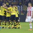 Der BVB gewann 5:0 gegen den FC.