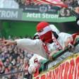 Hooligans vom 1. FC Köln stehen im Spiel gegen Belgrad unter besonderer Beobachtung.