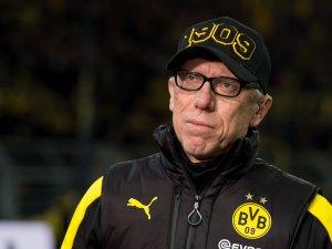 Peter Stöger ging vor dem Spiel gegen Hoffenheim auf die Kritik von Armin Veh ein.