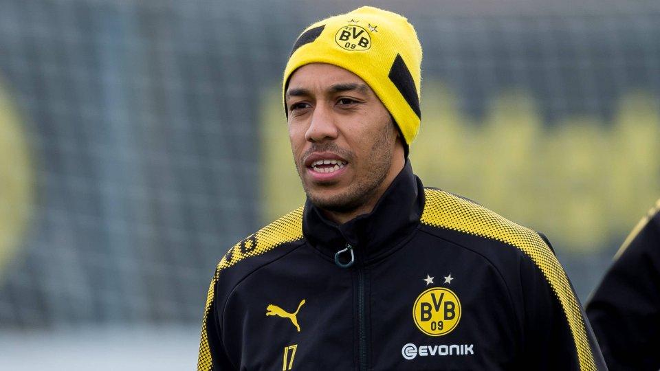 Pierre-Emerick Aubameyang ist bei Borussia Dortmund das große Thema.
