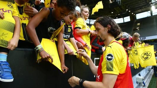 Neven Subotic war bei den BVB-Fans der große Liebling.