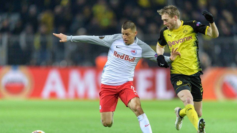 Rb Salzburg Borussia Dortmund Peinliche Panne Was War Da Los