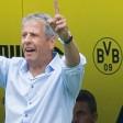 Lucien Favre soll neuer Trainer bei Borussia Dortmund werden.