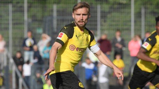 Marcel Schmelzer in einem seiner letzten Spiele als Kapitän.