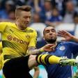 Borussia Dortmund und der FC Schalke 04 blicken am Freitag gespannt auf die Auslosung des DFB-Pokals.