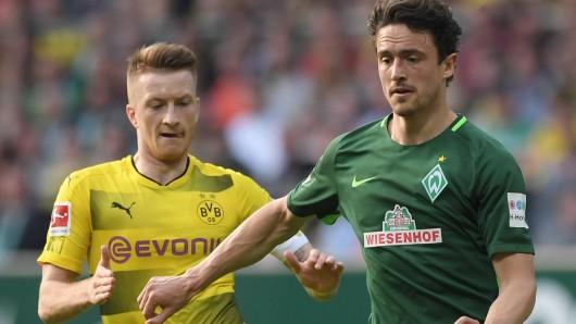 Thomas Delaney ist bei Borussia Dortmund wohl demnächst ein Teamkollege von Marco Reus.