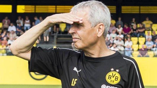 Die Aufstellung von Borussia Dortmund - welche Startelf schickt Lucien Favre beim nächsten Spiel ins Rennen?