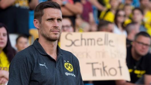 Bei Borussia Dortmund ist Sebastian Kehl in neuer Funktion zurück.