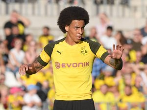 Das Trikot von Borussia Dortmund ist in dieser Saison sehr schlicht.