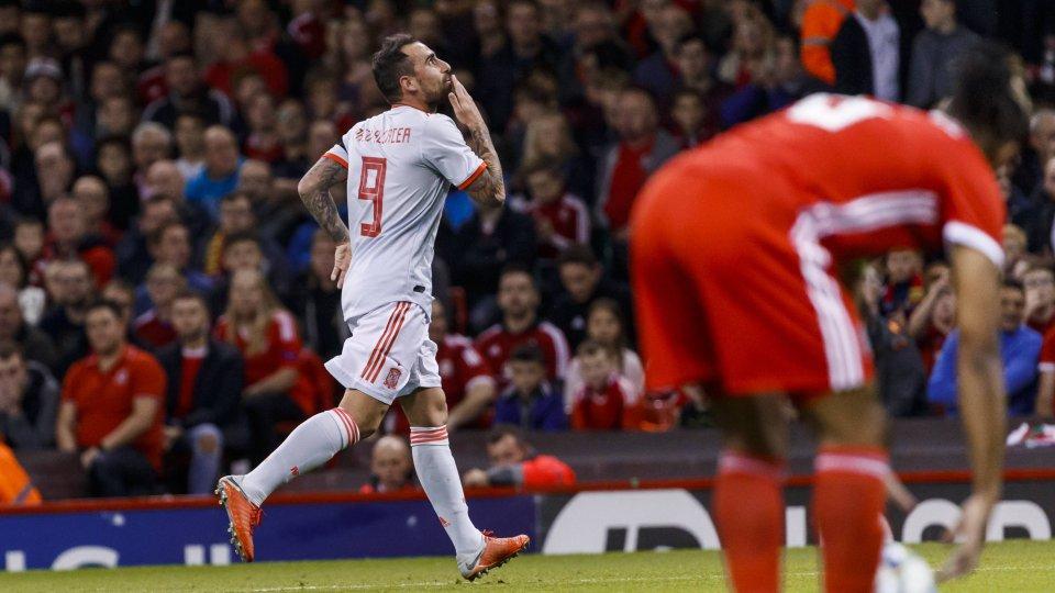 Borussia Dortmunds Paco Alcacer trifft derzeit wie er will – auch für Spanien.