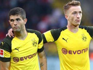 Borussia Dortmund kann wieder auf zwei seiner wichtigsten Spieler zurückgreifen: Christian Pulisic und Marco Reus.