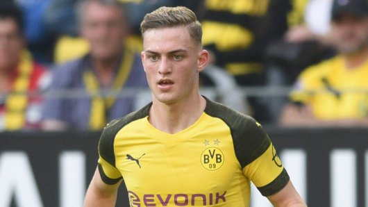 Jacob Bruun Larsen spielt bei Borussia Dortmund eine starke Saison.