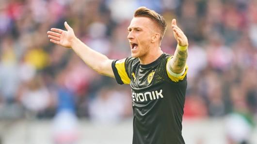 Borussia Dortmunds Kapitän Marco Reus.