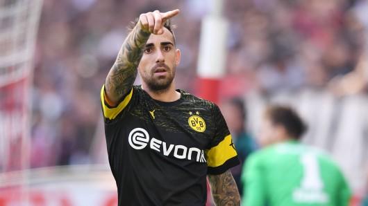 Borussia Dortmund hat eine Kaufoption für Paco Alcacer – noch gibt es laut Manager Zorc aber keine Einigung.