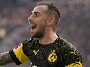 Paco Alcacer könnte Borussia Dortmund im Spiel gegen Atletico Madrid fehlen.