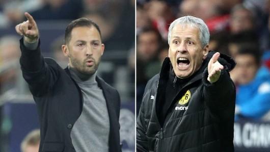 Im DFB-Pokal wollen der FC Schalke 04 und der BVB im Achtelfinale den nächsten Sieg einfahren.