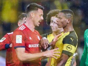 Sandro Wagner legt gegen nach dem Spitzenspiel gegen den BVB nach.