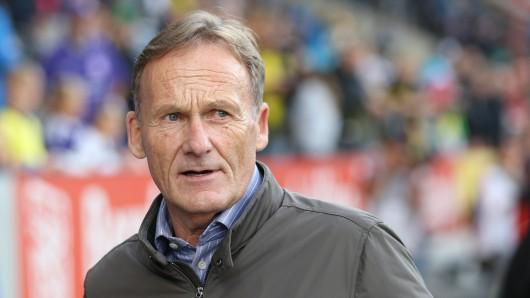 BVB-Boss Hans-Joachim Watzke.
